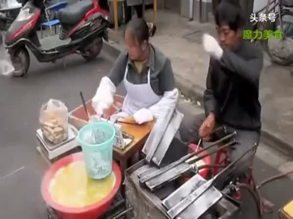 Když profíci dělají palačinky