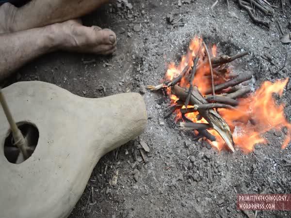 Jak vyrobit kovářskou výheň