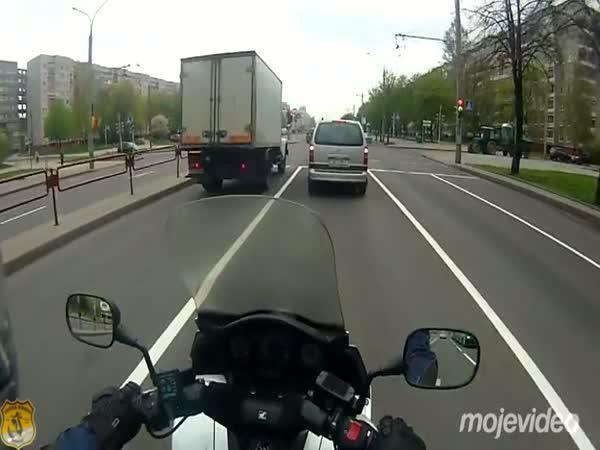 Selhání brzd u Škoda Octavia
