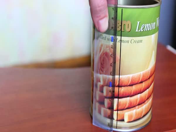 Jak si vyrobit struhadlo z konzervy