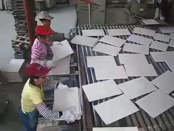 Takto se pracuje v Číně