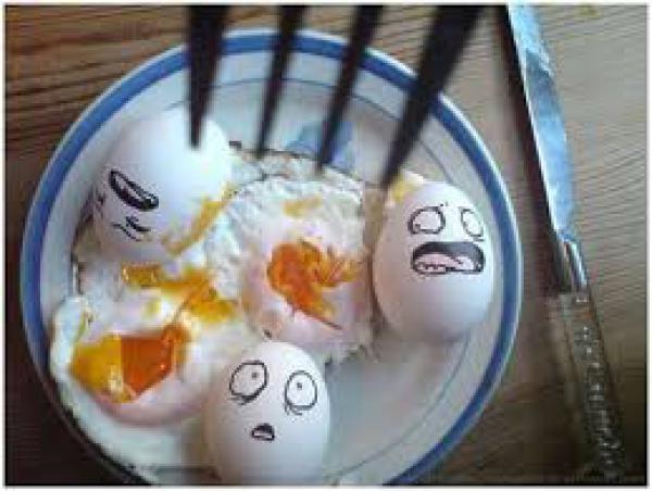 GALERIE - Žertovná vajíčka