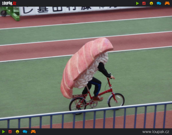 GALERIE - V Japonsku je možné všechno 1