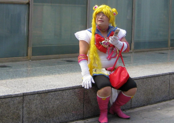GALERIE - V Japonsku je možné všechno 3