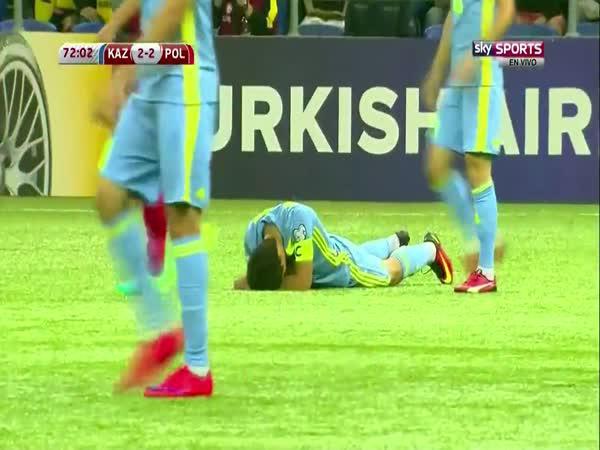 Fotbal - Jak zvednout simulanta