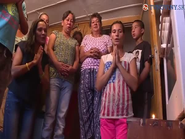 Slovensko - Ježíš na sporáku