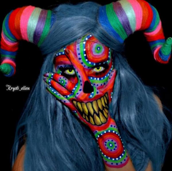 GALERIE - Neuvěřitelné s make-upem