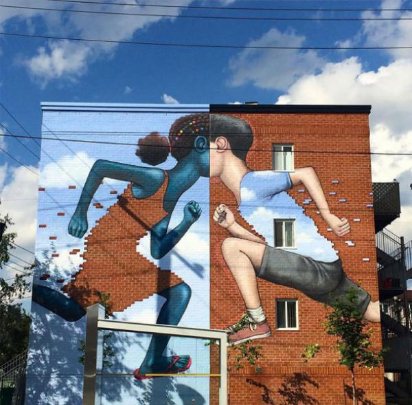 GALERIE - Graffiti umění