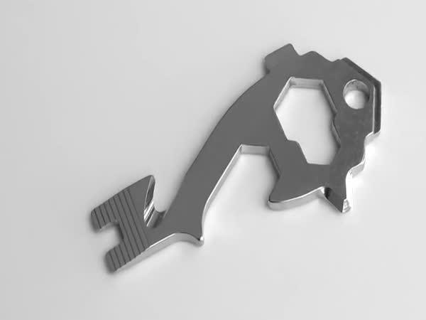 MSTRKEY - Univerzální klíč