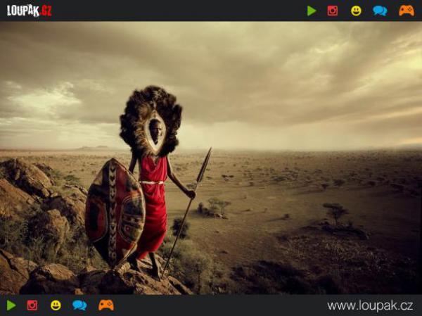 GALERIE - Poslední žijící kmeny