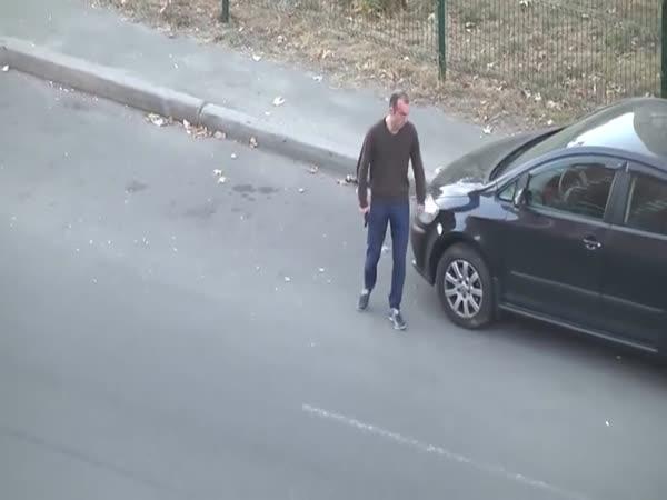 Ukrajina - Tohle si musím natočit...