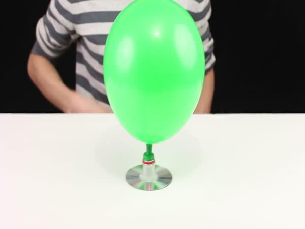 Perfektní triky s balonkem