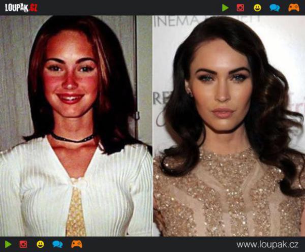 GALERIE - Slavné tváře nám vyrostly