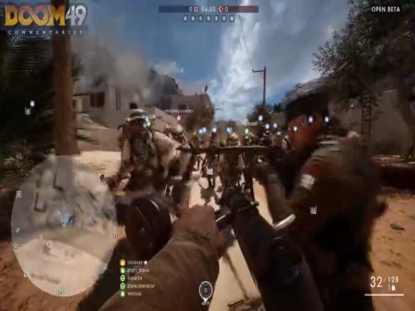 Battlefield 1 - Žena potřebuje munici