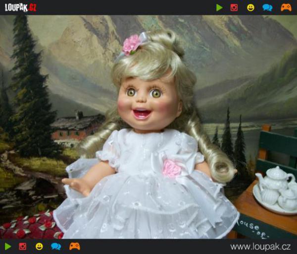 GALERIE - Nejděsivější panenky