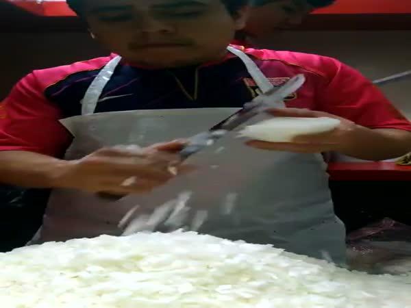 Borec - Nejrychlejší kráječ cibule