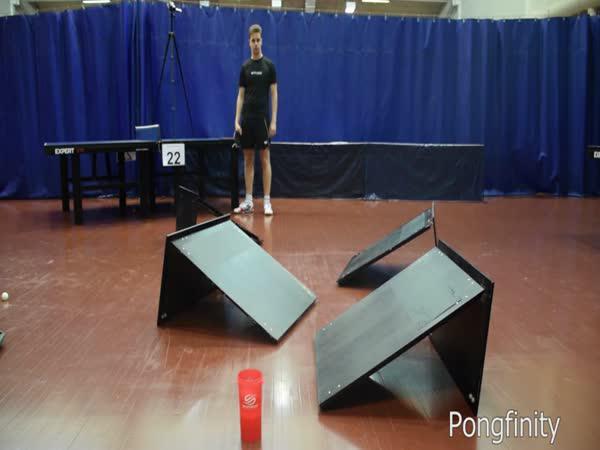 Když se stolní tenisté nudí