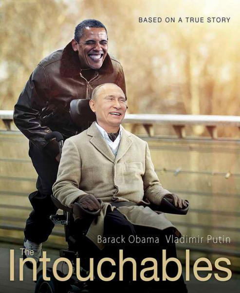 GALERIE - Putin photoshop
