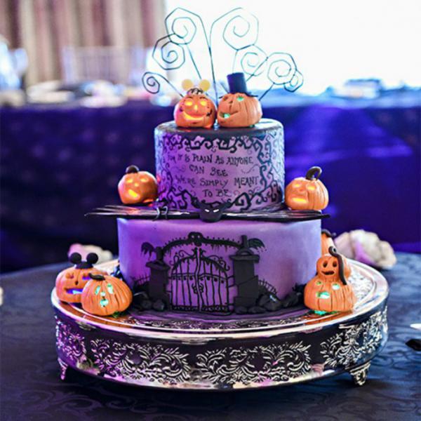 GALERIE - Pohádkové svatební dorty
