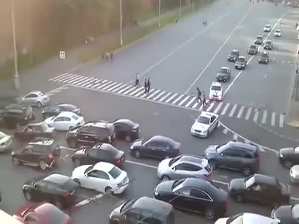 Takhle jezdí Putin ve skutečnosti