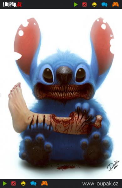 GALERIE - Děsivé postavičky