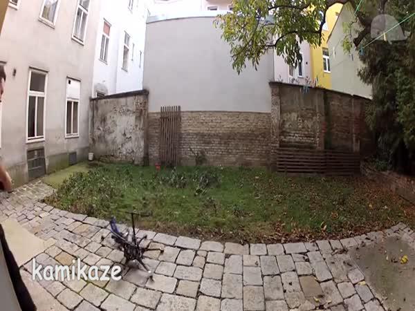 Nepovedené zážitky s dronem