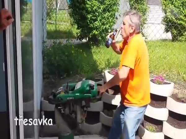 Legrácky s pivem