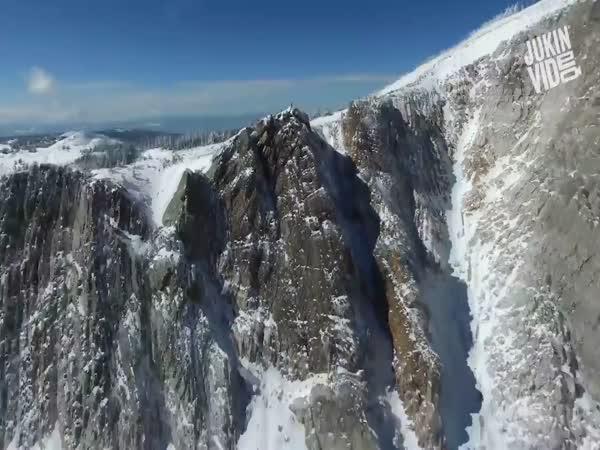 Kompilace - Nejlepší záběry z dronů
