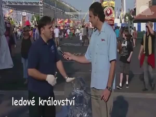 Novinářská esa v akci