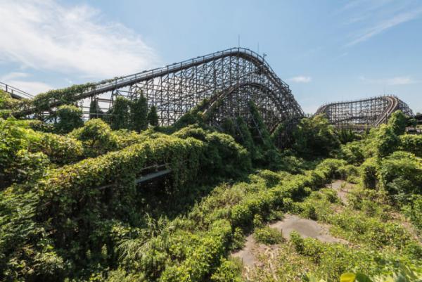 GALERIE - 10 let uzavřený zábavní park