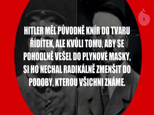 10 faktů o Hitlerovi, co měly být utajeny