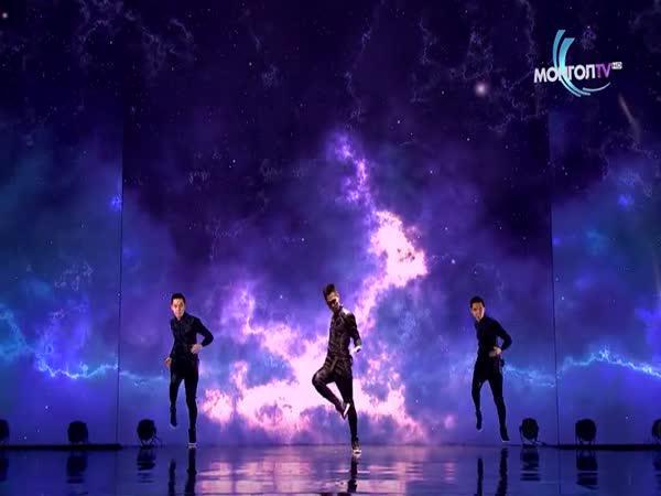 Mongolsko má talent - Stínová show