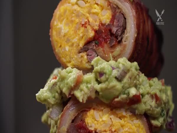 Jak se dělá Super Burrito