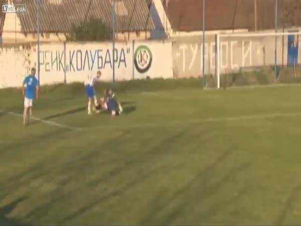 Fotbal - I tohle se dá nedat