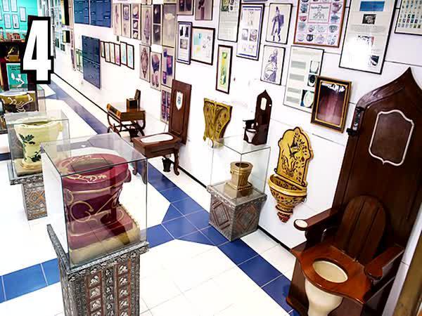 TOP 5 - Nejdivnější muzea