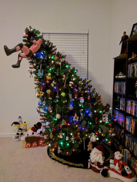 GALERIE - Ulítlé vánoční stromečky