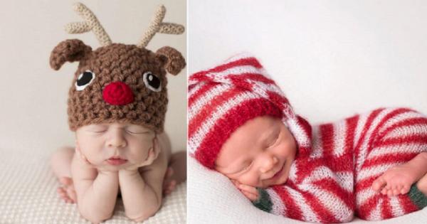 GALERIE - Vánoční miminka