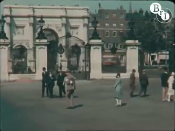 Londýn v roce 1927