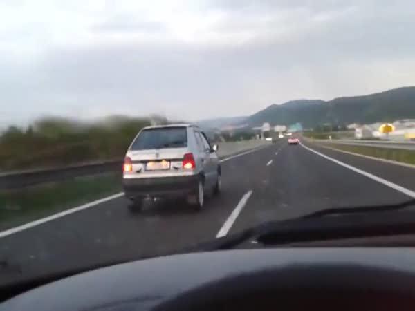 Škoda Felicia ve 180 km/h