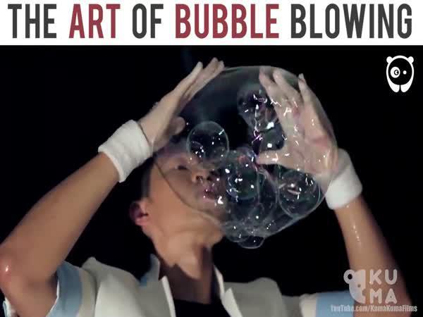 Borec - Bublinář