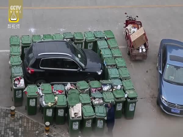 Pomsta za špatné parkování