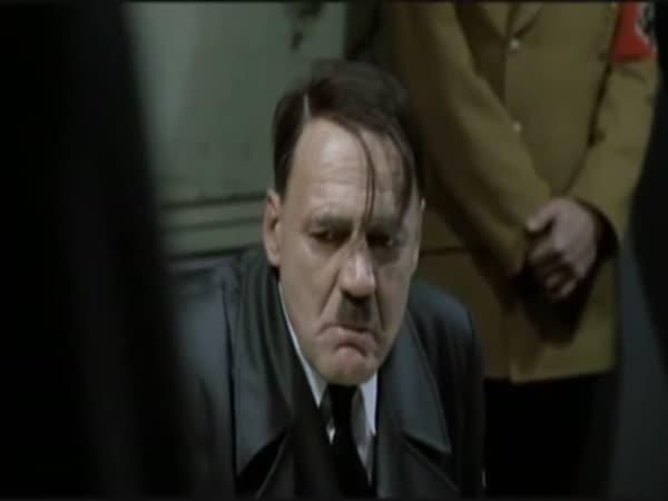 Hitler objevil leták Lidlu
