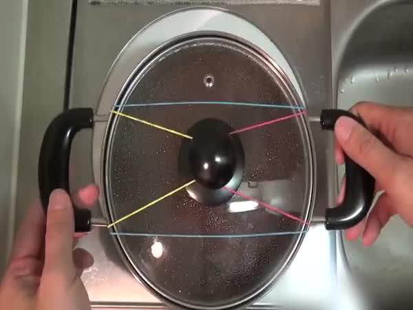 10 triků a způsobů jak využít gumičky