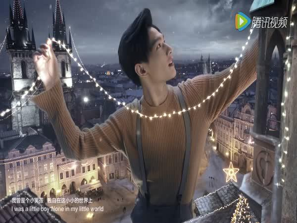 Reklama - Krásy Česka očima Číny