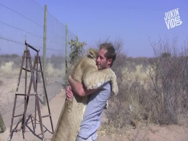Přátelství mezi lidmi a zvířaty