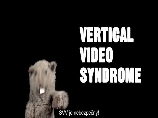 Řekni ne vertikálním videím