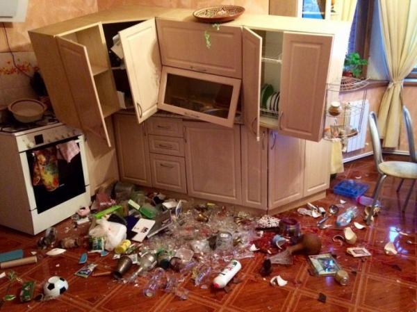 GALERIE -  Když se doma nedaří