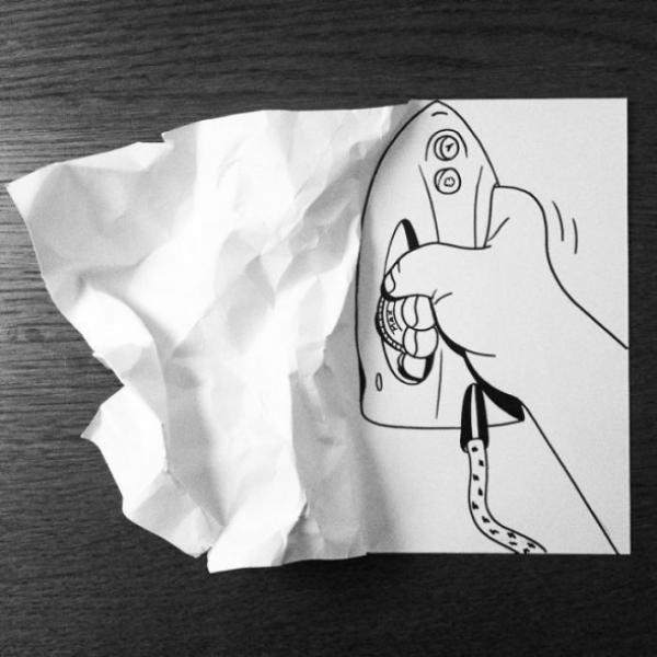 GALERIE - Klamající kreslené vtipy