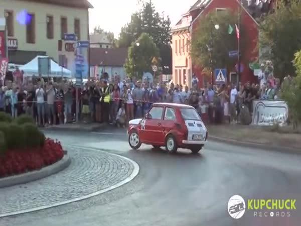 Fiat 126 na rally
