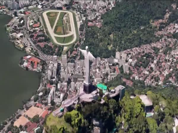 Jak procestovat celý svět s pomocí Google Maps